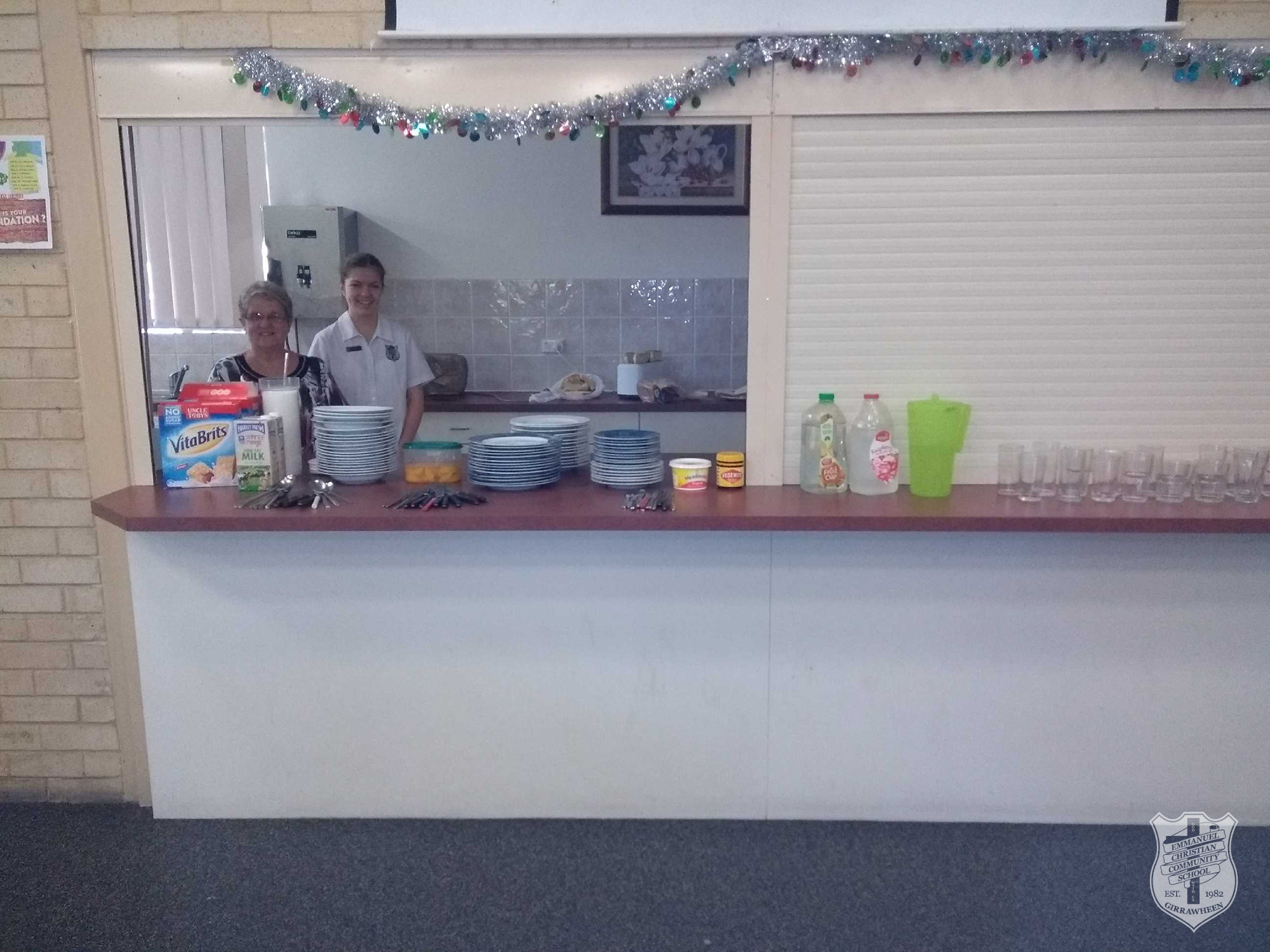 Breakfast Club – Emmanuel Christian Community School